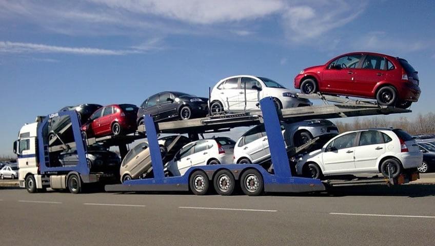 Fret de véhicules Afrique